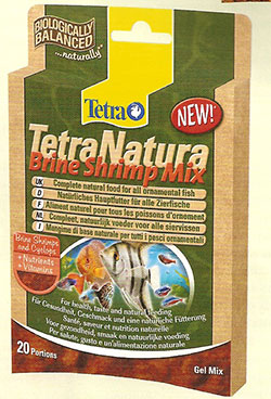 TetraNatura Brine Shrimp Mix